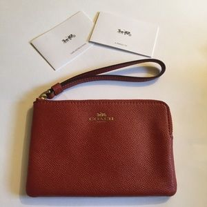 NEW Coach Wristlet / Wallet